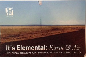 It's Elemental Earth and Air
